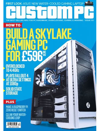 Custom PC Issue 151