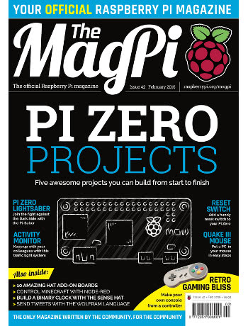 The MagPi Issue 42