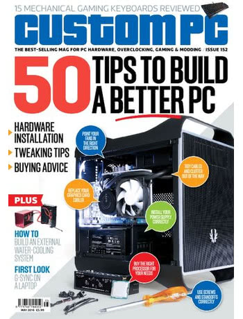Custom PC Issue 152