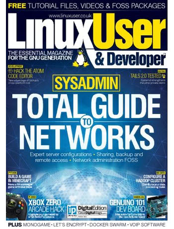 Linux User & Developer Issue 163
