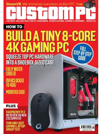 Custom PC Issue 153