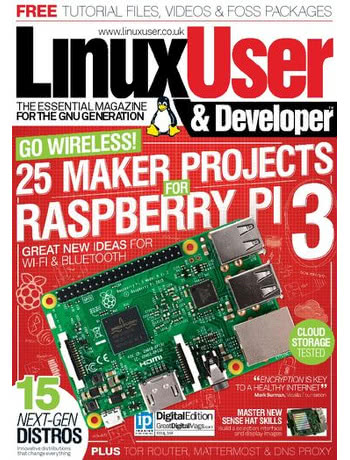 Linux User & Developer Issue 164