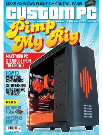 Custom PC Issue 154