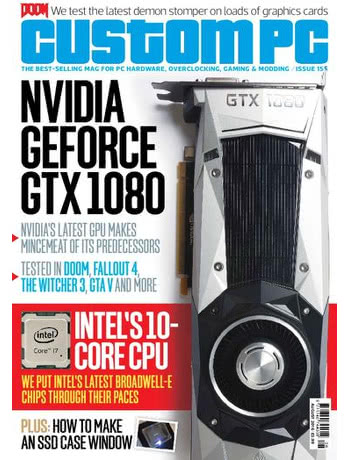 Custom PC Issue 155
