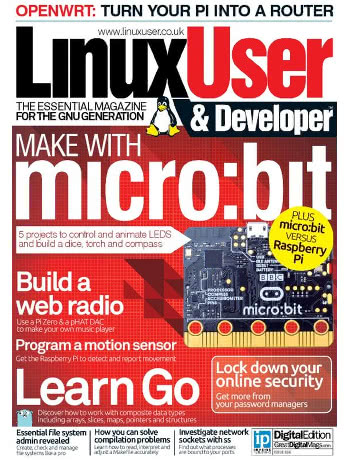 Linux User & Developer Issue 166