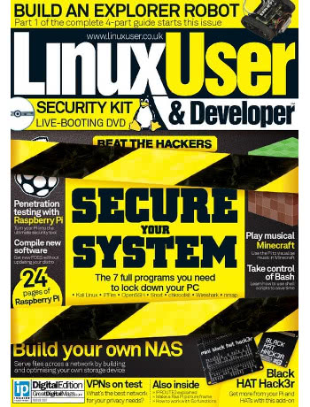 Linux User & Developer Issue 167