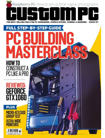 Custom PC Issue 157