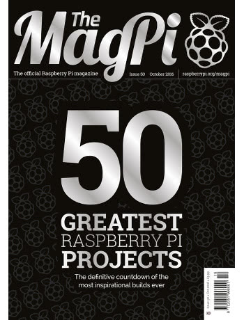 The MagPi Issue 50