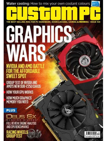 Custom PC Issue 159