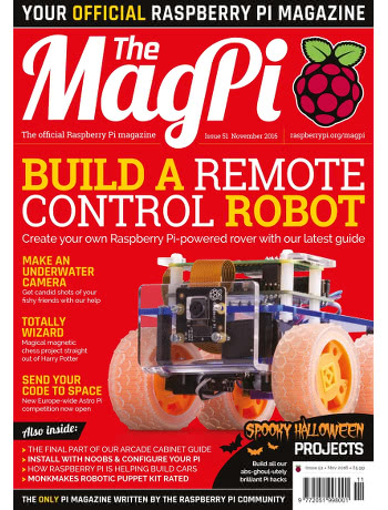 The MagPi Issue 51