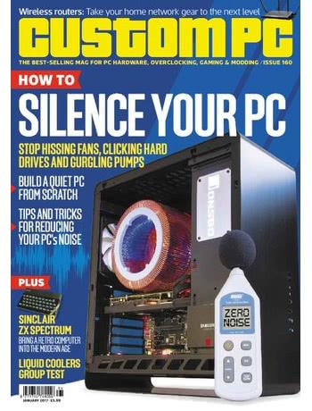 Custom PC Issue 160