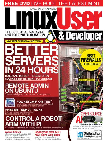 Linux User & Developer Issue 171