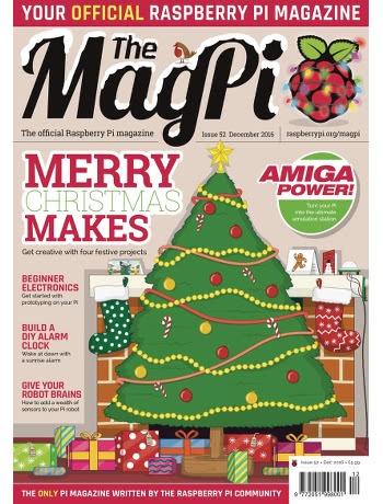 The MagPi Issue 52