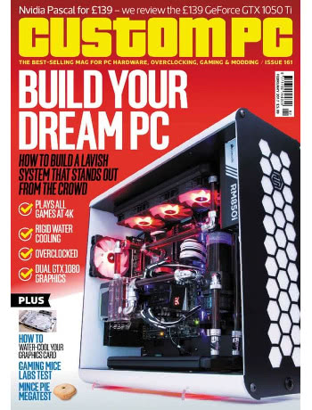 Custom PC Issue 161