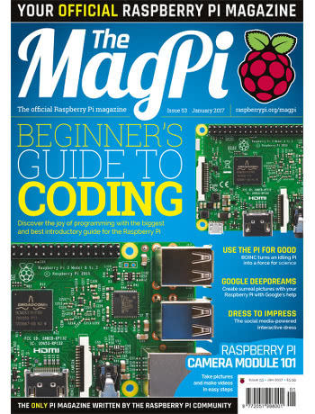 The MagPi Issue 53
