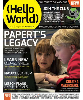 Hello World Issue 1