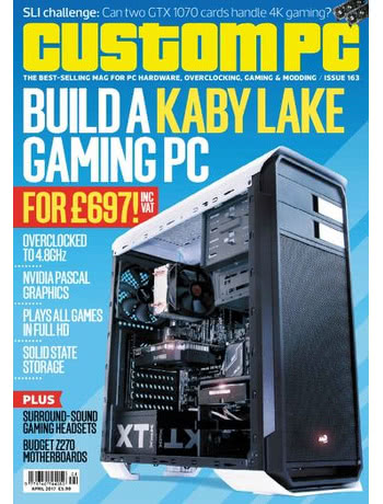 Custom PC Issue 163