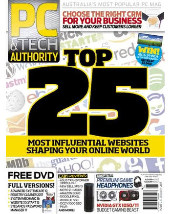 PC & Tech Authority Issue 230