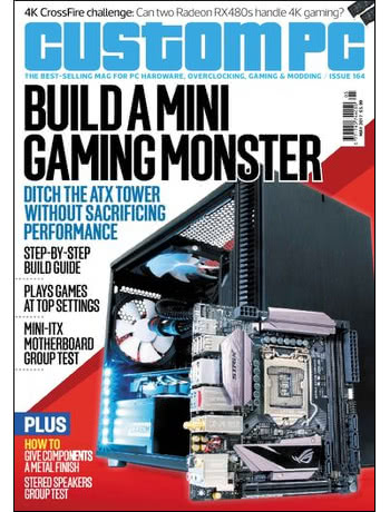 Custom PC Issue 164