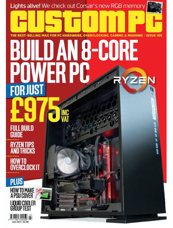 Custom PC Issue 166
