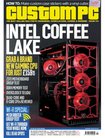 Custom PC Issue 172