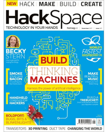 HackSpace Issue 1