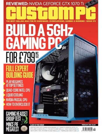Custom PC Issue 173