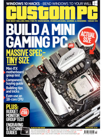 Custom PC Issue 174