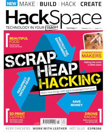 HackSpace Magazine Issue 3