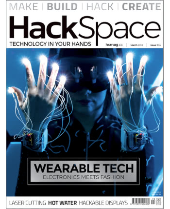 Hackspace Issue 4
