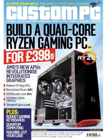 Custom PC Issue 176