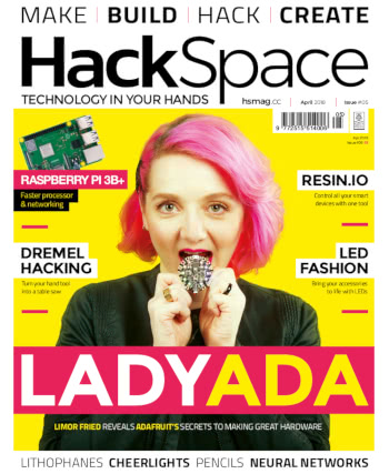 HackSpace Magazine Issue 5