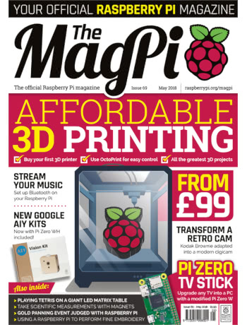 The MagPi Issue 69