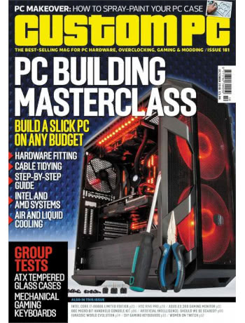 Custom PC Issue 181