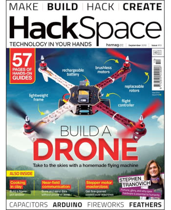 HackSpace Magazine Issue 10