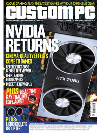 Custom PC Issue 183