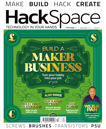 HackSpace Magazine Issue 13