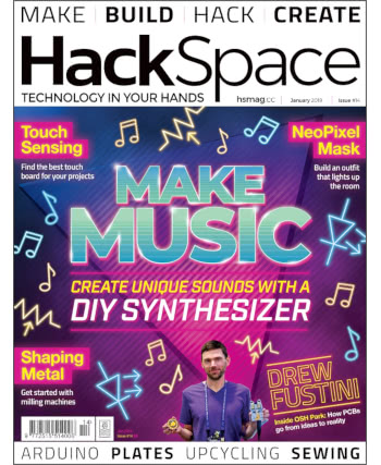 HackSpace Magazine Issue 14