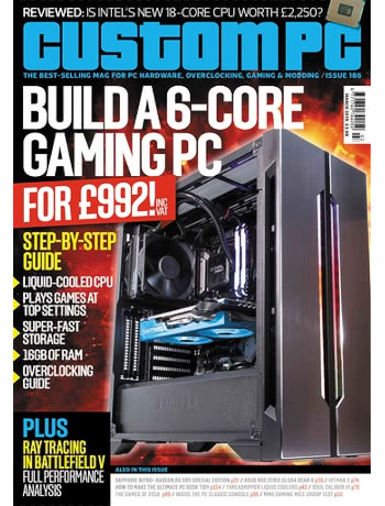 Custom PC Issue 186