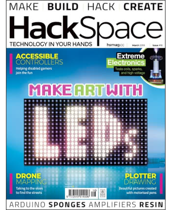 HackSpace Magazine Issue 16
