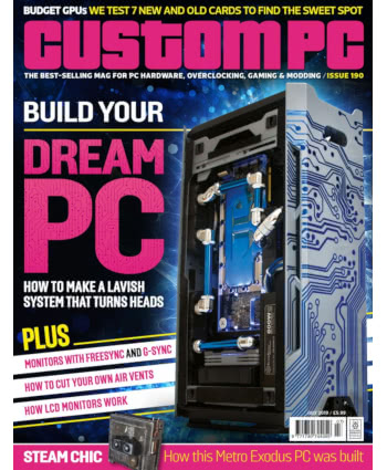 Custom PC Issue 190