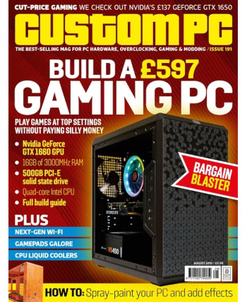 Custom PC Issue 191