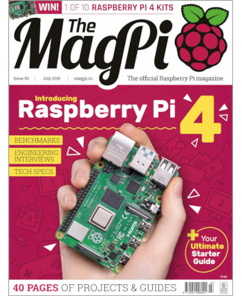 The MagPi Issue 83