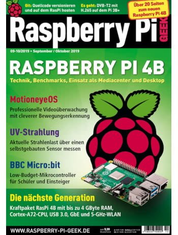 Raspberry Pi Geek Issue 09-10/2019