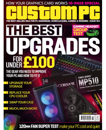 Custom PC Issue 194