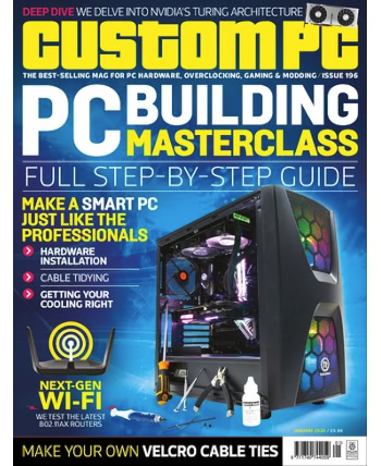 Custom PC Issue 196