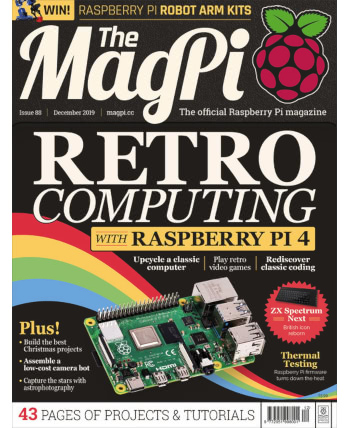 The MagPi Issue 88