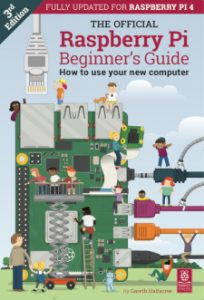 The Official Raspberry Pi Beginner's Guide, 3rd Edition