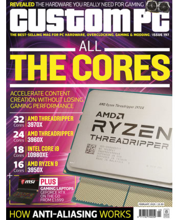 Custom PC Issue 197