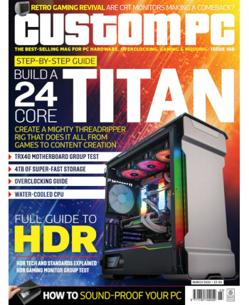 Custom PC Issue 198